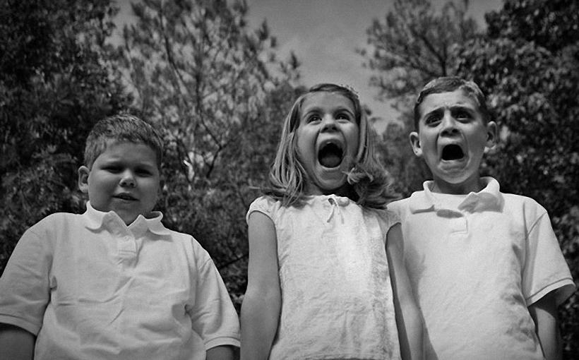 Jeigu erzina svetimi vaikai