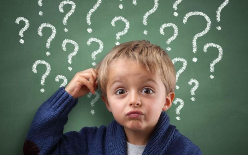 Atsakykite į visus vaiko klausimus ir patys juos uždavinėkite
