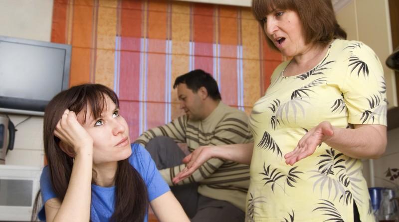 žiaurumas šeimoje
